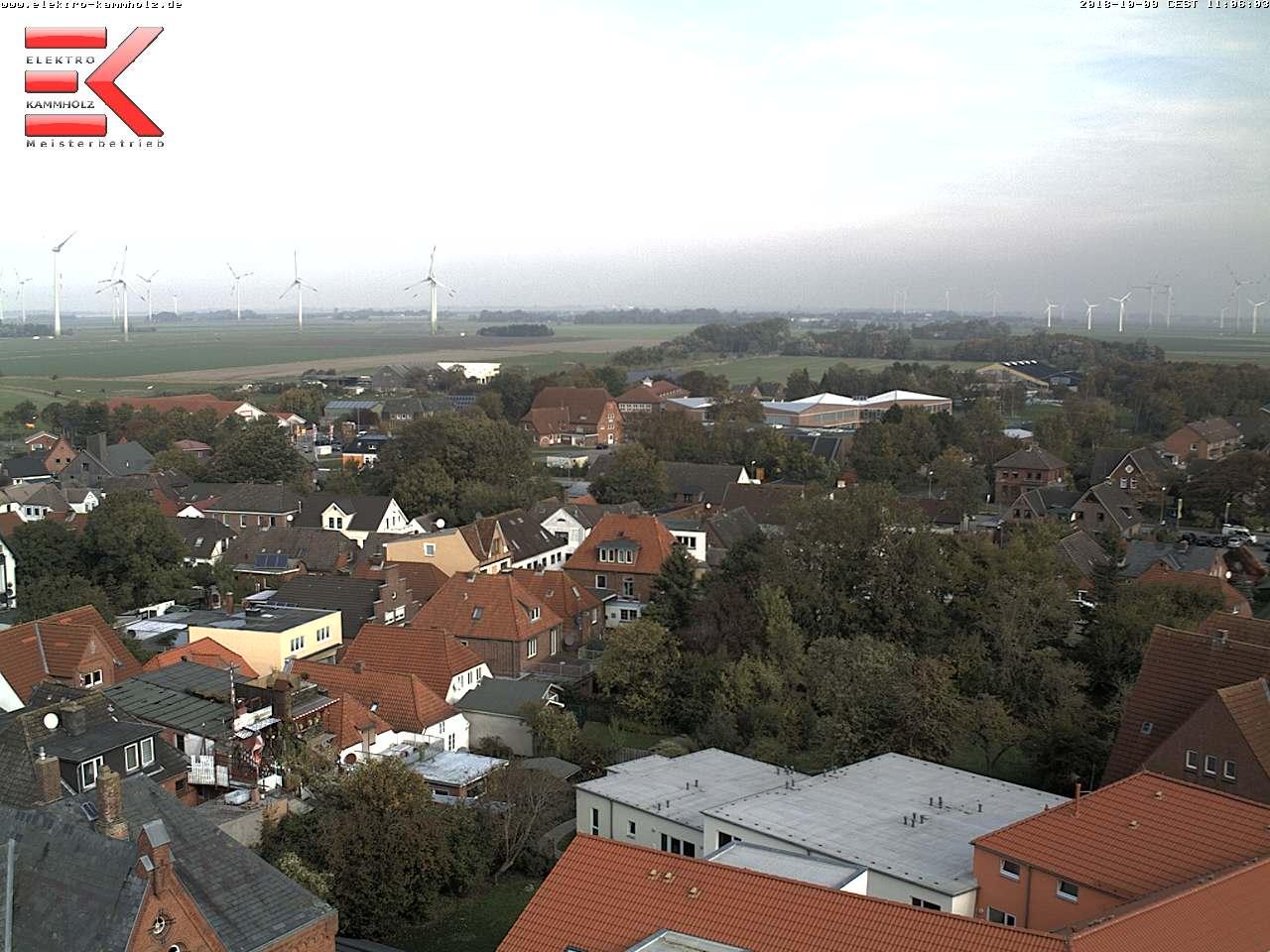 WebCam-Bild des Senioren- und Bürgerzentrums in Wesselburen
